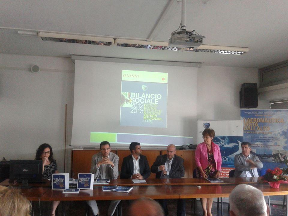 Conferenza stampa Malignani