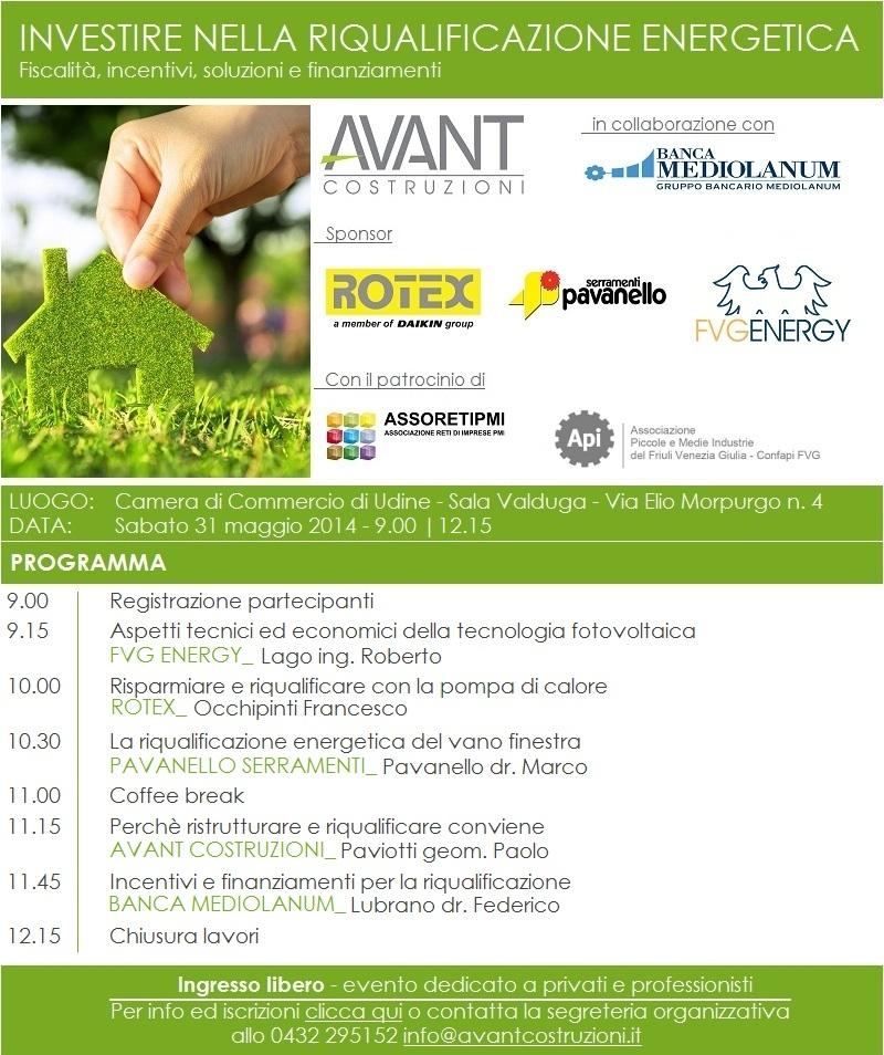evento Investire nella riqualificazione energetica_newsletter